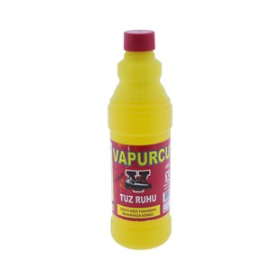 Vapurcu Tuz Ruhu 500 ml
